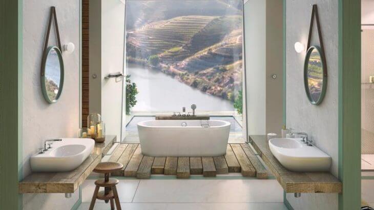 Quer renovar a sua casa de banho?