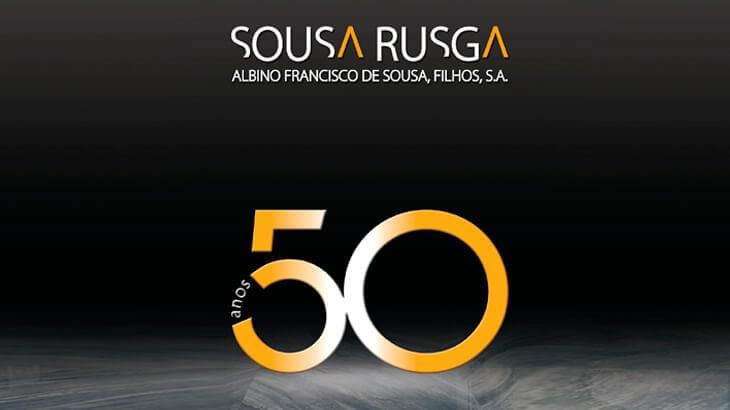 A Sousa Rusga (Albino Francisco de Sousa, Filhos, S.A.) celebra 50 anos!